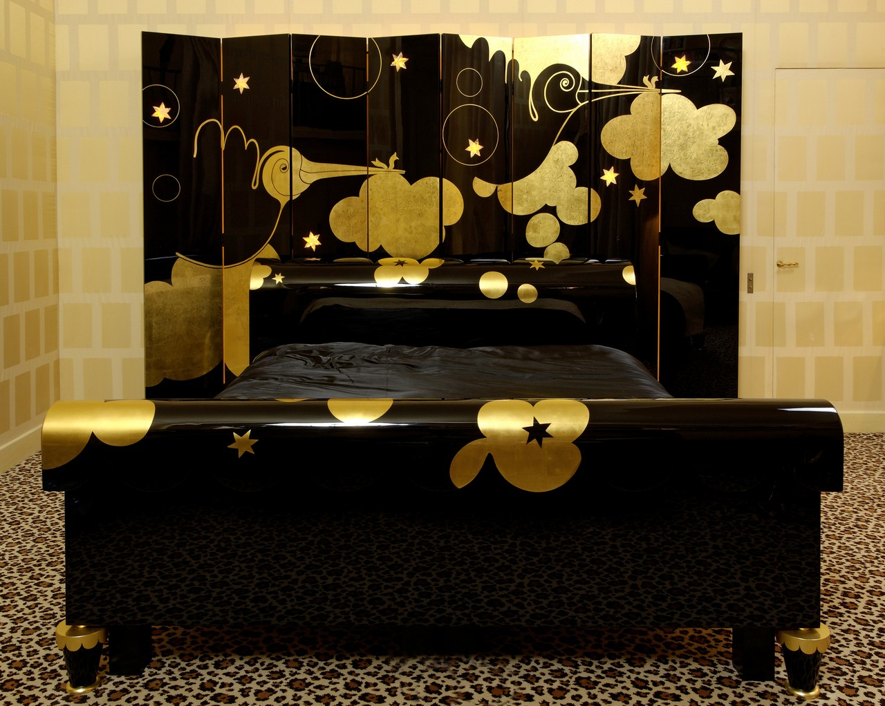 lit tina 2 hubert le gall. Black Bedroom Furniture Sets. Home Design Ideas